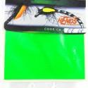 Hot spot Vert fluo