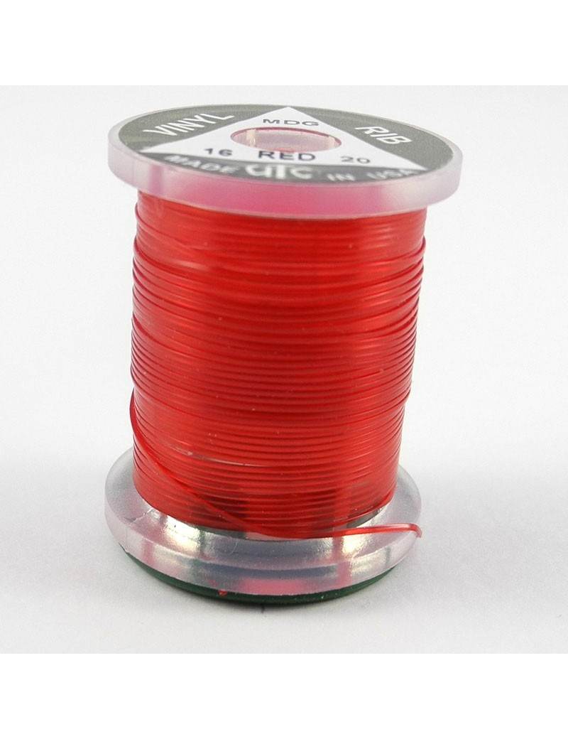 Vinyl rib Rouge
