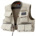 GILET SIMMS FREESTONE couleur sable
