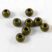 Billes laiton Olive Foncé