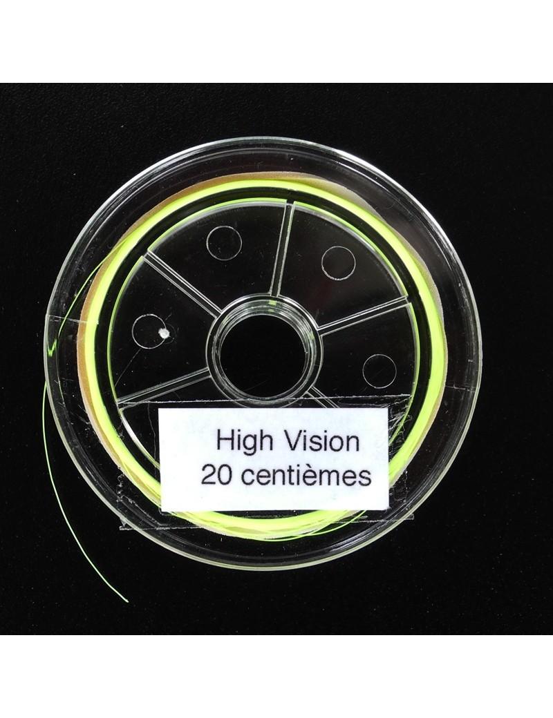 Nylon jaune fluo HIGH VISION