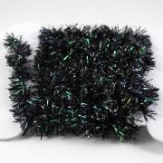 Chenille Krystal noire-30