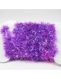 Chenille Krystal violet-17