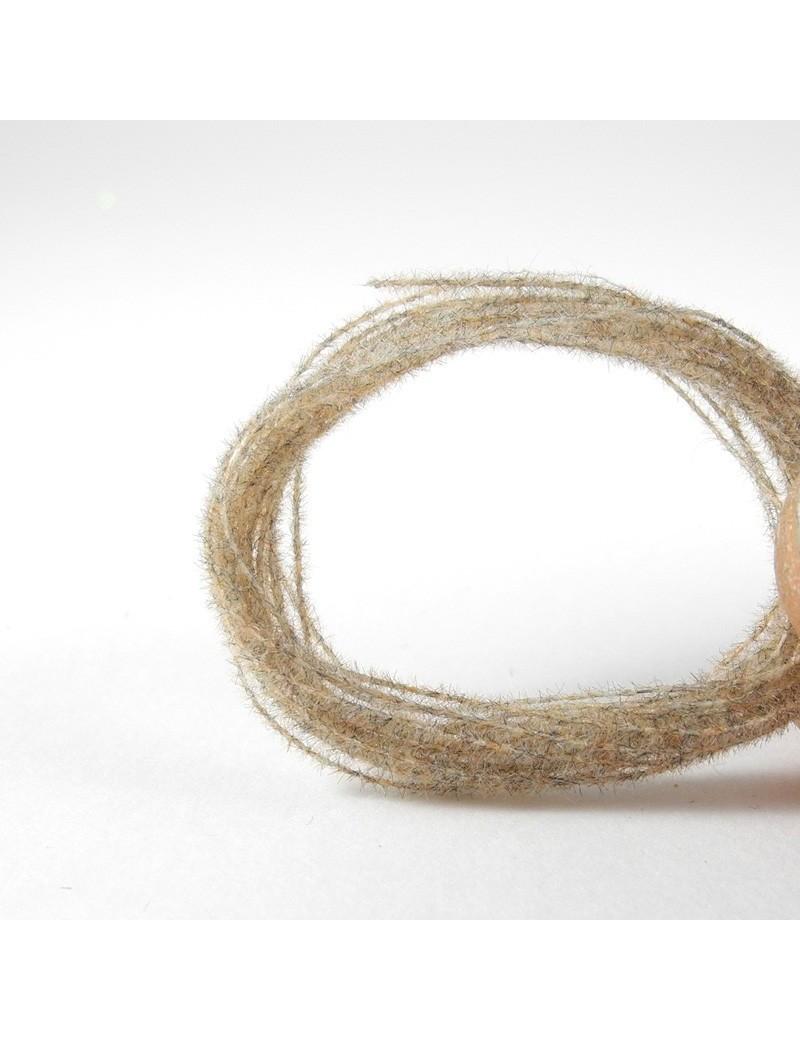 Micro chenille sable