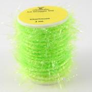 Chenille straggle UV chartreuse