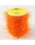 Chenille straggle UV orange