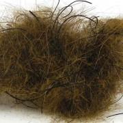 Dubbing Wiggle lièvre élastique olive brun