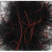 Dubbing Wiggle lièvre élastique noir