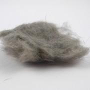 Dubbing rat musqué gris clair