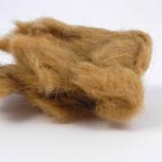 Dubbing rat musqué beige clair