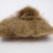 Dubbing rat musqué brun clair