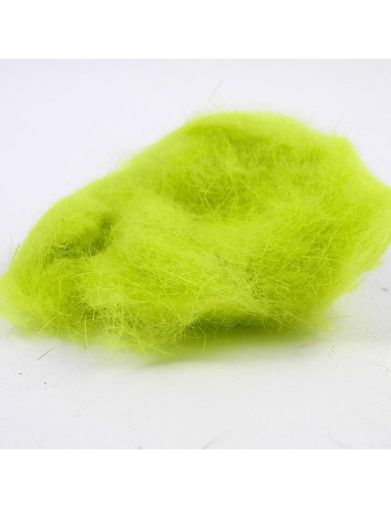 Dubbing rat musqué chartreuse clair-03