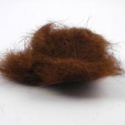 Dubbing rat musqué marron
