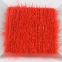 Dubbing brush rouge
