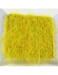 Dubbing brush jaune