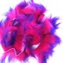 Bandelettes lapin violet-fushia