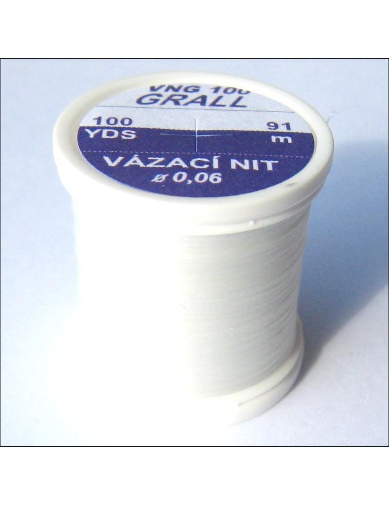 Fil de montage Grall blanc-100