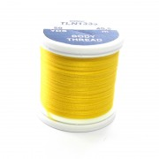 Soie Floss jaune soleil-1333