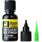 UV Clear fly finish Thin LOON petit