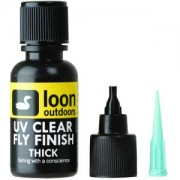 UV Clear fly finish Thick LOON petit