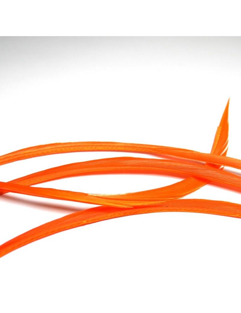 Biots d'oie orange fluo-94