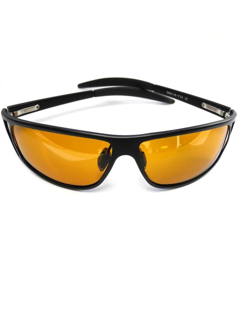 lunettes polarisantes verres jaunes