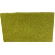 Furry foam olive-10