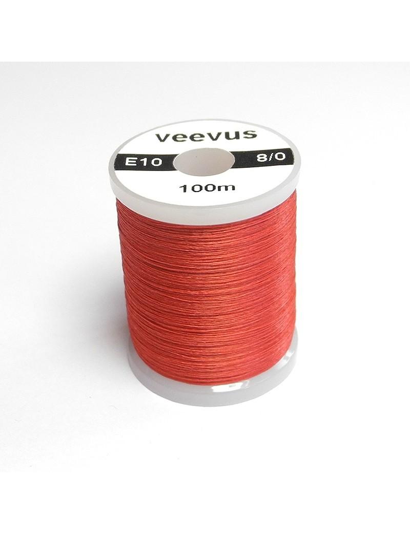 Fil de montage Veevus 8/0-rouge rose-10