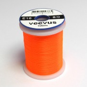 Fil de montage Veevus 8/0 orange fluo-16