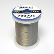 Fil de montage Veevus 14/0 gris dun-07