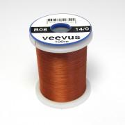 Fil de montage Veevus 14/0 brun roux-08
