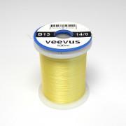 Fil de montage Veevus 14/0 jaune pâle-13