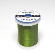 Fil de montage Veevus 14/0 olive-14