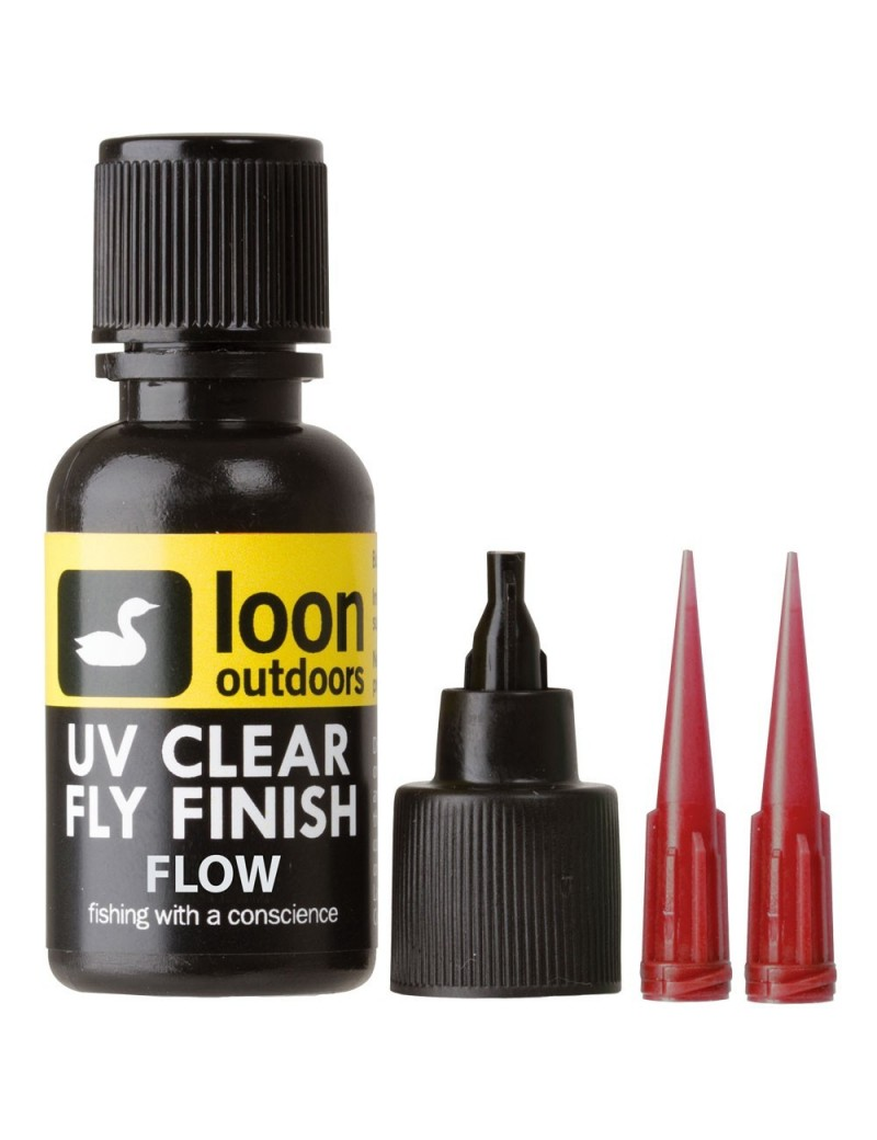 UV Clear fly finish FLOW LOON petit