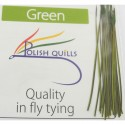 Polish quill vert
