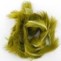 Bandelettes lapin OLIVE Hareline-09