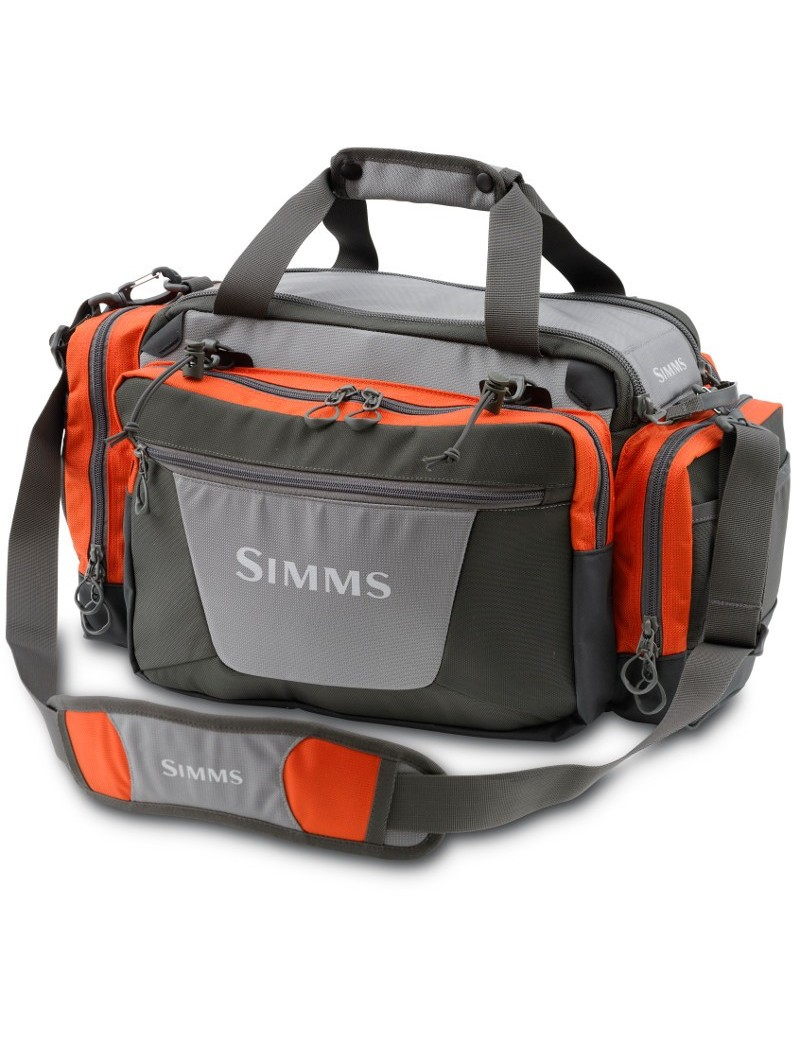 Sac Simms Headwaters Tackle bag charcoal