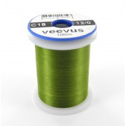 Fil de montage Veevus 12/0 olive-18