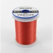 Fil de montage Veevus 14/0 rouge rose-12