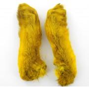 Pattes de lièvre Patagonie jaune