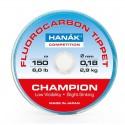 FLUOROCARBON CHAMPION  HANAK Compétition 150M
