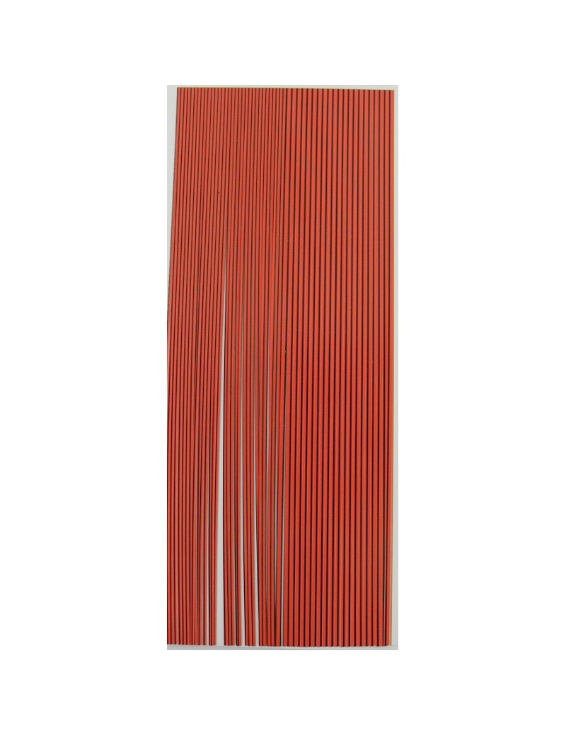 Quills synthétiques Veniard rouge