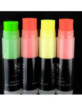 Stick indicateur Néon Wax fluo
