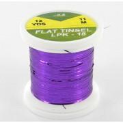 Tinsel plat violet-18