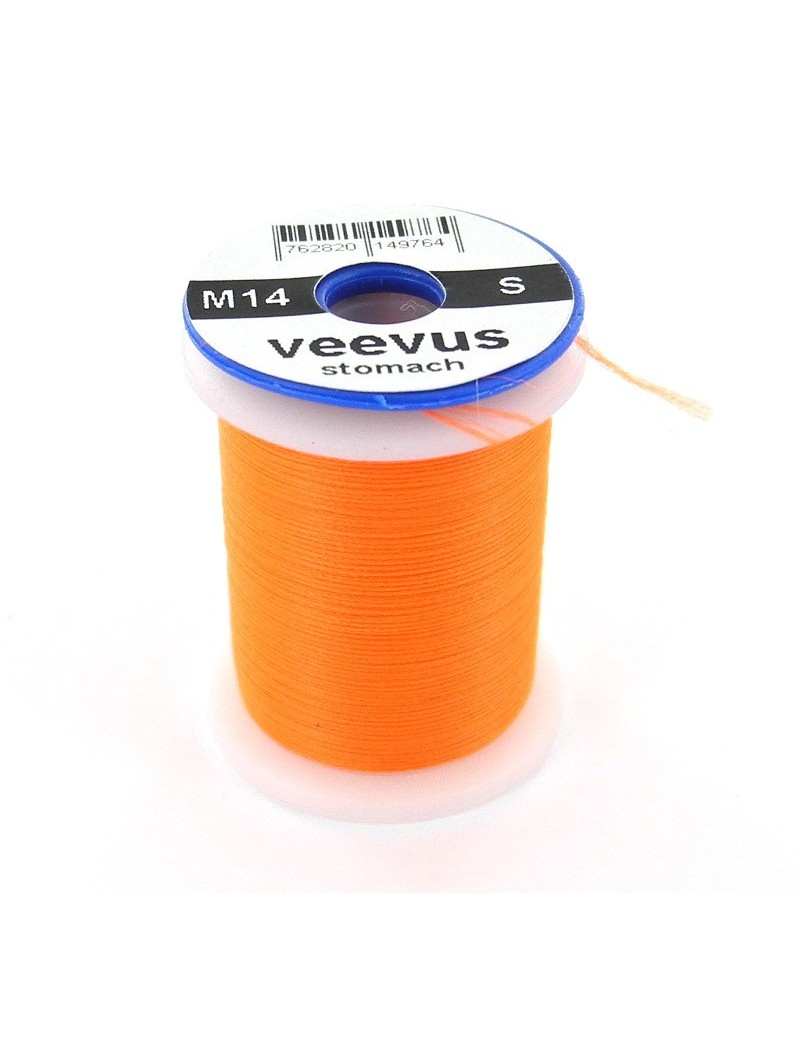 Soie Floss veevus orange fluo-14