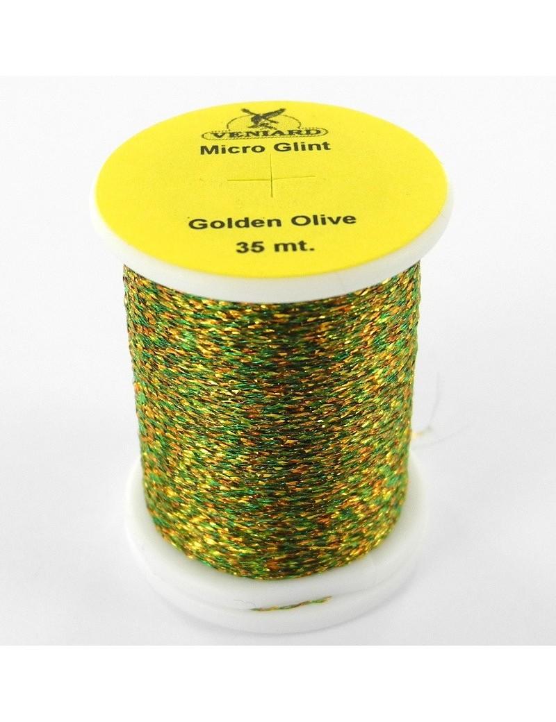 micro glint veniard golden olive