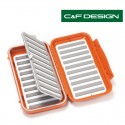 Boite CF Design 3510F 940 mouches orange