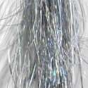 Holographic Hair Argent