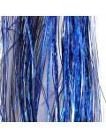 Holographic Hair bleu