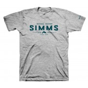 T-SHIRT SIMMS HERITAGE GREY
